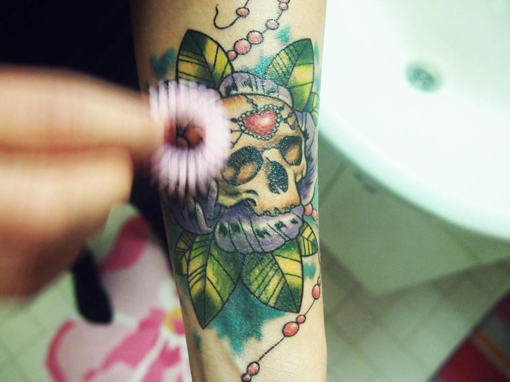 Tatuointi Kutiaa