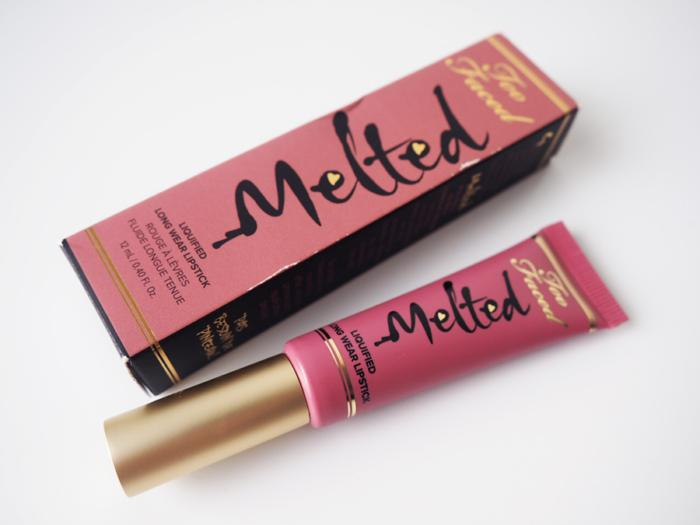 Too Faced Melted