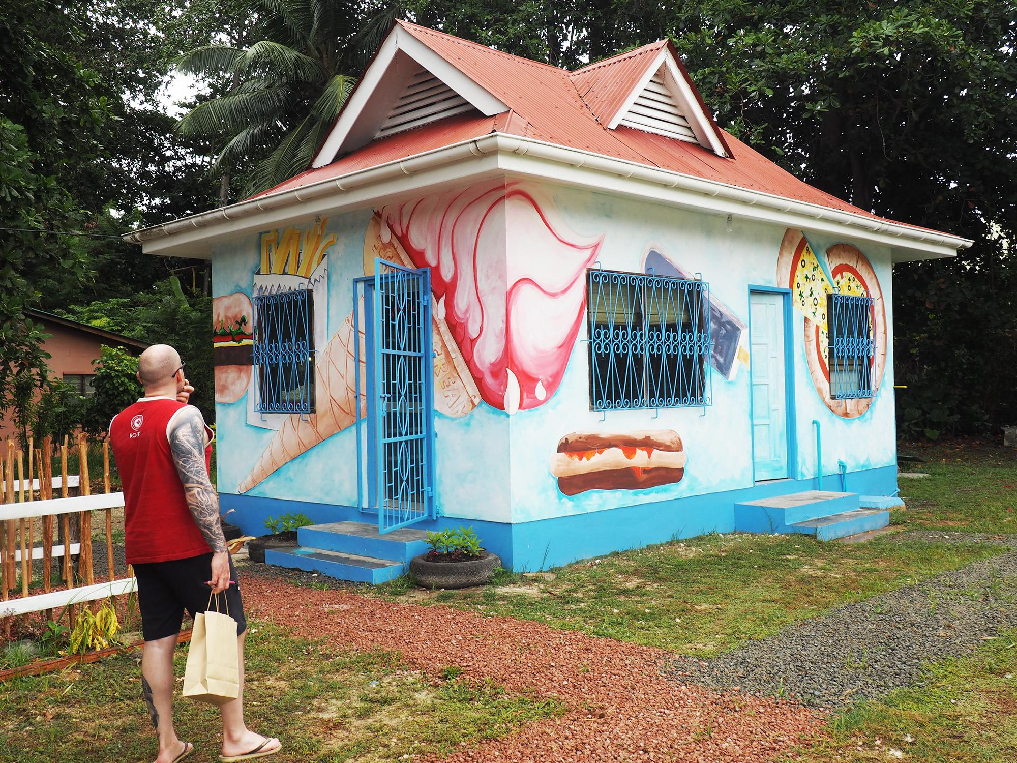 la digue candy shop